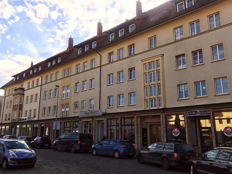 my Client Kranichstraße